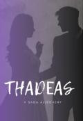 """Portada del libro """"Thadeas"""""""