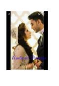 """Book cover """"Enslaved Princess"""""""