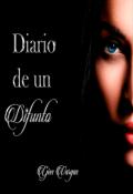 "Portada del libro ""Diario de un difunto"""