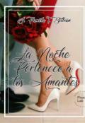 """Portada del libro """"La Noche pertenece a los amantes"""""""