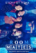 """Book cover """"Room Mates"""""""