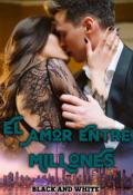 """Portada del libro """"El Amor Entre Millones"""""""