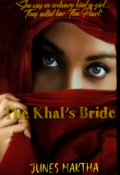 """Book cover """"The Khal's Bride"""""""