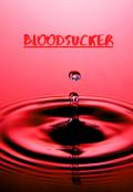 """Book cover """"Bloodsucker"""""""