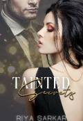 """Book cover """"Tainted Secrets"""""""