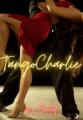 """Book cover """"Tango Charlie"""""""