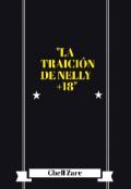 """Portada del libro """"La traición de Nelly"""""""