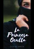 """Portada del libro """"La Pincesa Oculta"""""""