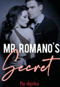 """Book cover """"Mr. Romano's Secret """""""