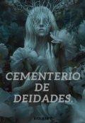 """Portada del libro """"Cementerio de deidades"""""""