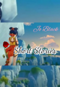 """Book cover """"Short stories"""""""