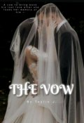 """Book cover """"The Vow"""""""