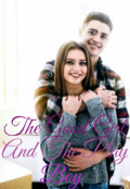 """Book cover """"The Good Girl And The Play Boy"""""""