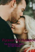 """Book cover """"Forever My Husband"""""""