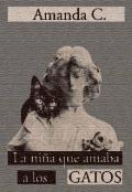 """Portada del libro """"La niña que amaba a los gatos"""""""