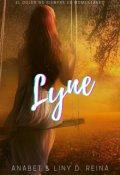 """Portada del libro """"Lyne"""""""