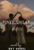"Book cover ""Pinky Swear"""