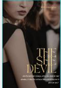 """Book cover """"The she devil """""""