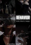 """Portada del libro """"Behavior"""""""