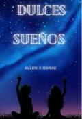 """Portada del libro """"Dulces sueños """""""