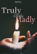 """Book cover """"Truly Deeply Madly"""""""