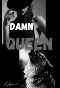 """Portada del libro """"Damn Queen"""""""