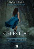 """Portada del libro """"Celestial (luz de medianoche 2)"""""""