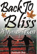 """Book cover """"Back To Bliss: A Journey To Zero"""""""