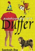 """Book cover """"Autobiography Of A Duffer"""""""