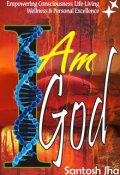 "Book cover ""I Am God"""