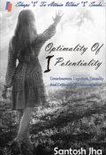 """Book cover """"Optimality Of I Potentiality"""""""