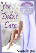 """Book cover """"You Didn't Care"""""""