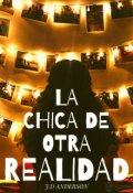 """Portada del libro """"La chica de otra realidad I"""""""