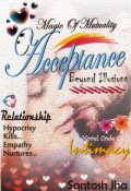 """Book cover """"Acceptance: Magic Of Mutuality"""""""