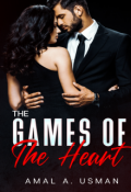 """Book cover """"The Games Of The Heart"""""""