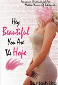 """Book cover """"Hey Beautiful, You Are The Hope"""""""