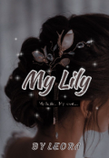 """Book cover """"My Lily """""""