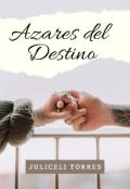 """Portada del libro """"Azares del Destino"""""""