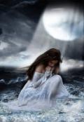 """Book cover """"Her broken heart"""""""