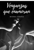 """Portada del libro """"Venganzas que enamoran """""""