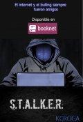 """Portada del libro """"Stalker (el admirador)"""""""