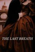 """Book cover """"The Last Breath"""""""