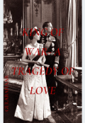"""Book cover """"King of War- A Tragedy of Love """""""
