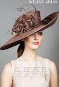 """Portada del libro """"El Secreto De Victoria"""""""