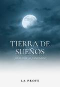 """Portada del libro """"Tierra de Sueños"""""""