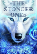 """Book cover """"The Stronger Ones"""""""