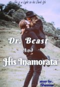 """Book cover """"Dr. Beast and his Inamorata"""""""