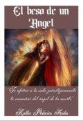"""Portada del libro """"El beso de un Ángel"""""""