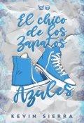 """Portada del libro """"El Chico De Los Zapatos Azules"""""""