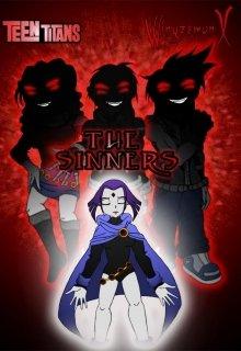 """Libro. """"Teen Titans: The Sinners"""" Leer online"""